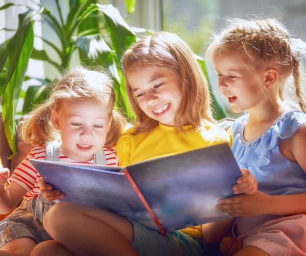 Children's books Aug 2020