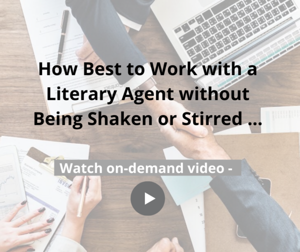 How to Work with a Literary Agent Mar 2020