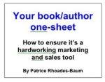 authorbookonesheet 150